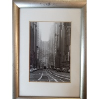 California Street - San Francisco - Todd Walker 1964 r. / Reprint